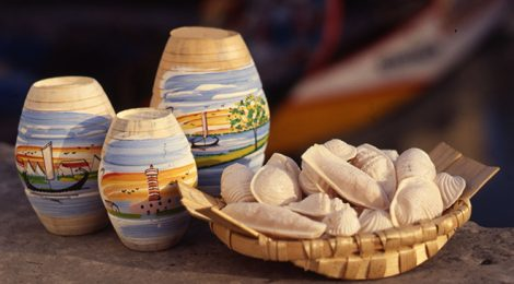 Aveiro - Ovos Moles (Soft Eggs)